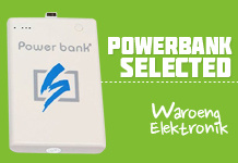 Powerbank Selected