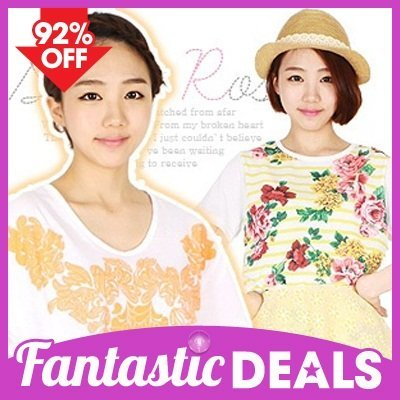 New arrival on February 20. ★Korea trendy T-shirt★Good Quality★Reasonable price★Proposed coordinatio