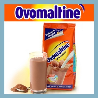 Ovomaltine drink switzerland Refill 500gr