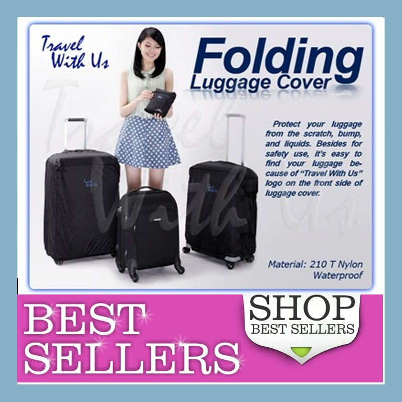 Folding Luggage Cover