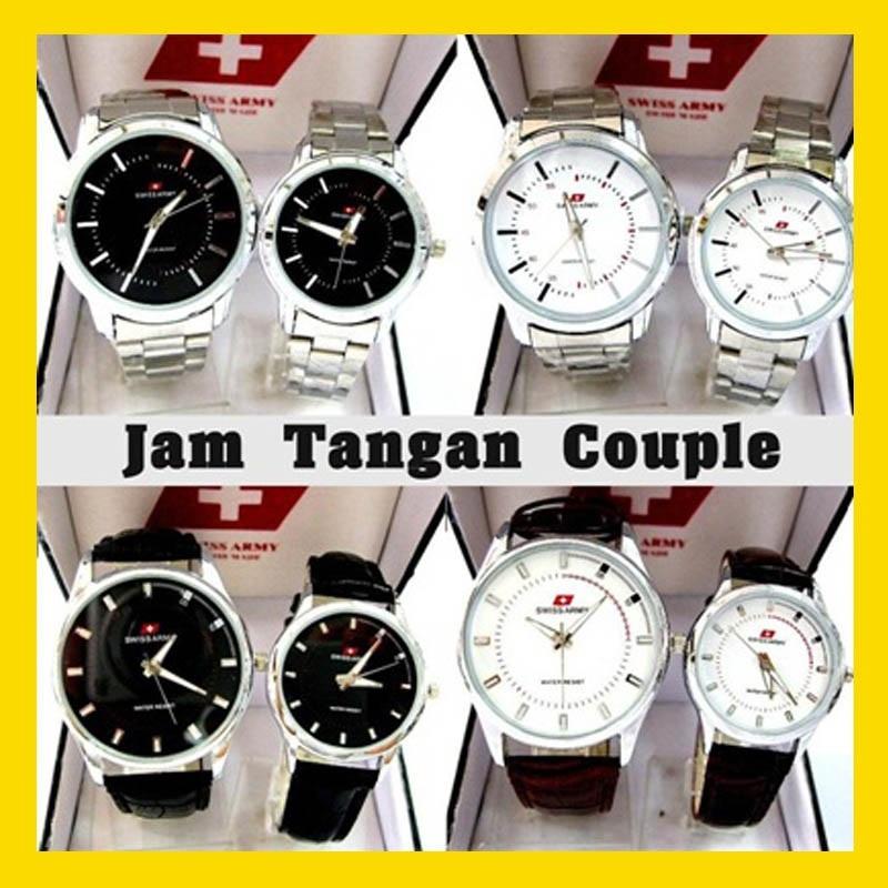 JAM TANGAN PASANGAN[harga sepasang]!! COUPLE WATCH / TERMURAH!!