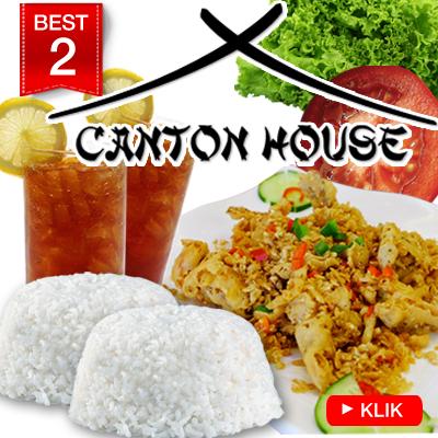 Lezatnya Paket Makan Ber-2 di Canton House ( Menu : Kepiting soka)
