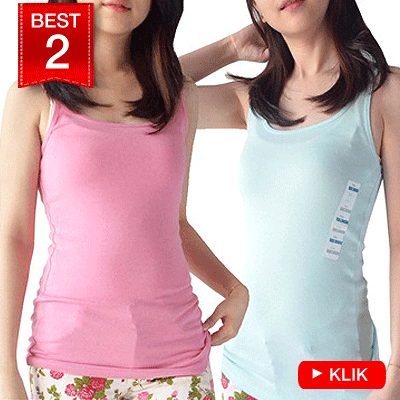 CLEARANCE SALE BRANDED TANKTOP**NEW ITEM ADDED**ORIGINAL BRANDED BASIC TANKTOP-SUPER COMFORTABLE MATERIAL