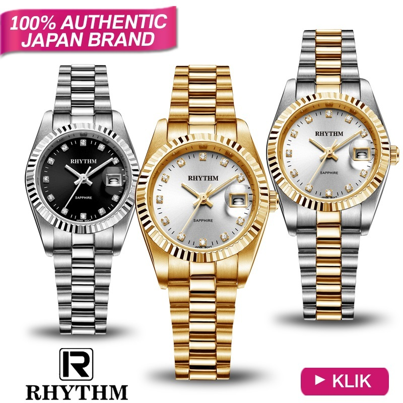 Jam Tangan/ Branded Watch/ Classic Collection/ Jam tangan pria wanita/ Japan Brand/