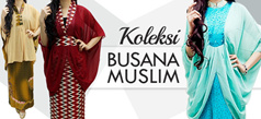 Look Stylish w/ Muslim Fashion