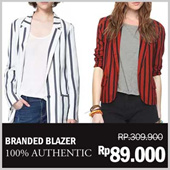 [NEW ARRIVAL] BLAZER | CASUAL FORMAL | OUTERWEAR | 100% AUTHENTIC | The-Fahrenheit