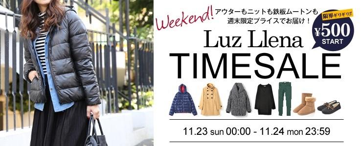 【luzllena】冬物TIMESALE★衝撃PRICE!!500円~