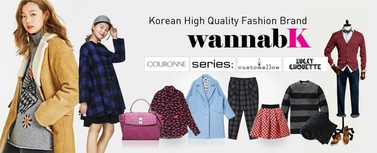 Korean High Quality Fashion Brand