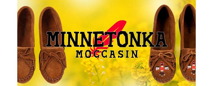 ミネトンカが可愛い!定番モカシン・フリンジブーツ