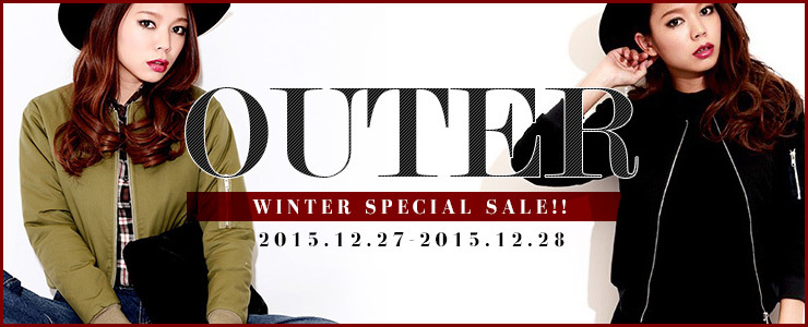 【TODAY is OUTER DAY】