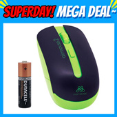 MorroLogic Wireless Mouse- AIRMOUSE 2 with 2 years warranty