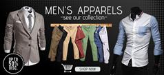Clothes make the Men !!