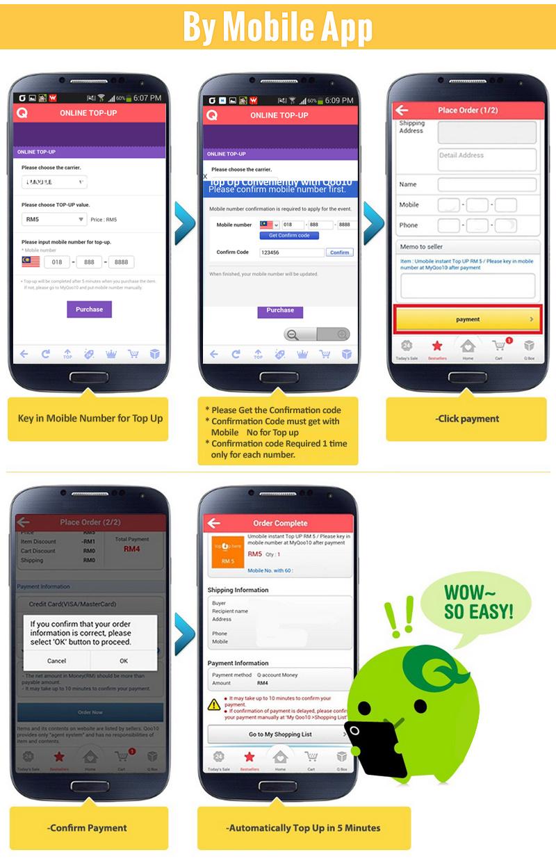 Gt mobile top up deals