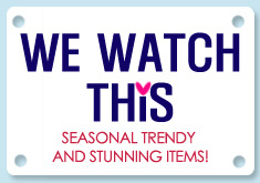 Seasonal trendy items