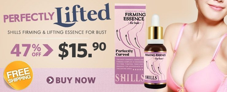 FREE SHIPPING TODAY! SHILLS Firming Essence for Bust