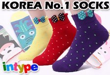 Coloful life!Korea No.1 Socks