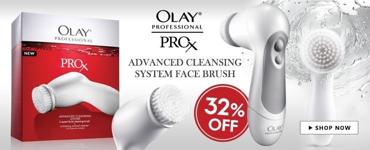 Olay Professional Pro-X Advanced Cleansing System Face Brush