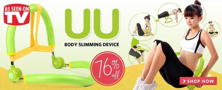 UU body slimming device