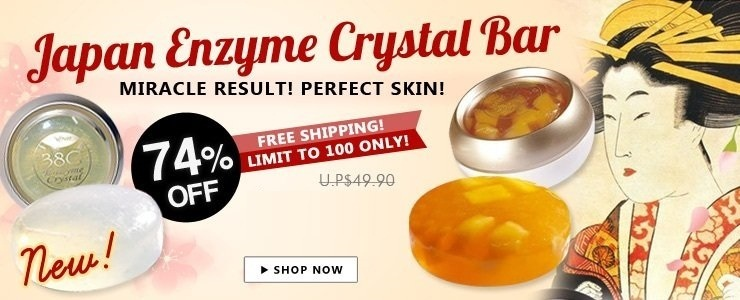 Japan Enzyme Crystal Bar