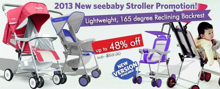 seebaby Stroller Latest Version