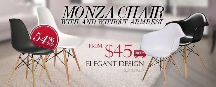 Monza Chair by Lorenzo