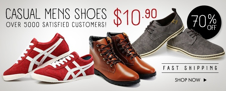 9 NOV Update★QOO Best Seller★Mens Shoes★Mens Casual Shoes