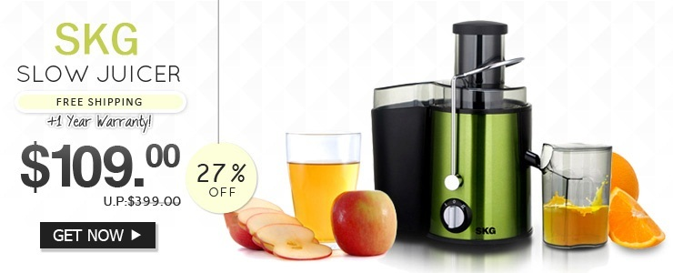 Best Price SKG Juicer!!