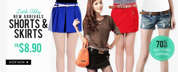 NEW ARRIVAL LADIES CASUAL SHORTS/DENIM/SKIRTS