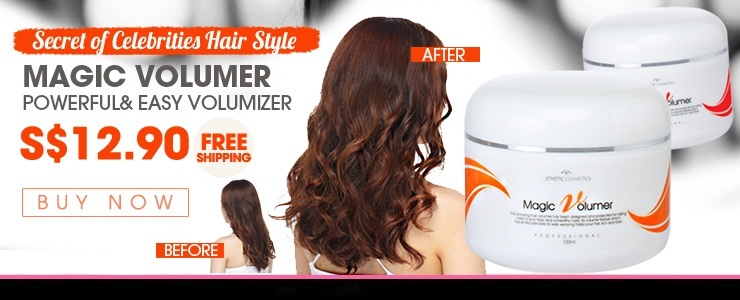 [HAIR VOLUMER] Powerful Volume Setting! Extra $3 Off Today!