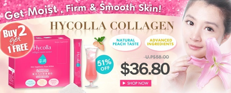 51% OFF HYCOLLA Collagen