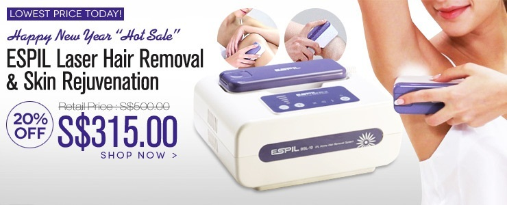 Espil Hair Removal Machine $315
