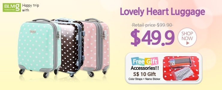 Heart Luggage