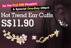Best Selling Ear cuffs