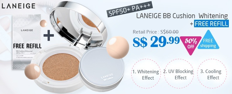 The Big Brand Sale - LANEIGE BB Cushion Whitening
