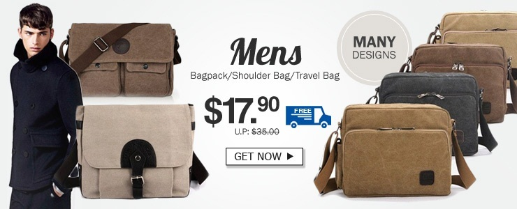 mens canvas bags/men fashion bag/bagpack/shoulder bag