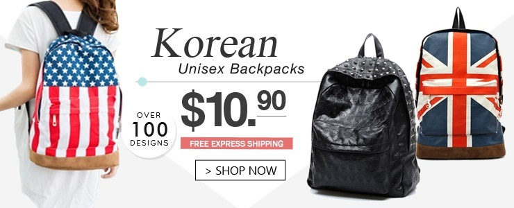 Best-Selling 2014 Korean Version shoulder bag backpack Schoolbag