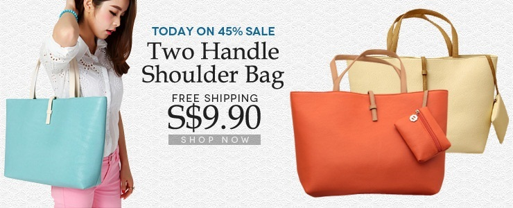 9.9 FREE! The new Korean shoulder bag