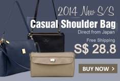 2014 New S/S Casual Shoulder Bag