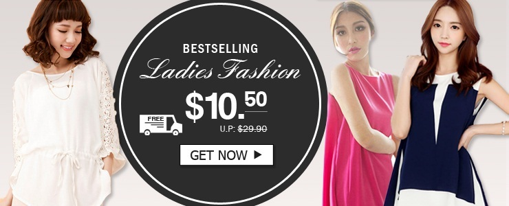 [G_lovelyshop] Bestselling Fashion $10.50! Free Shipping!