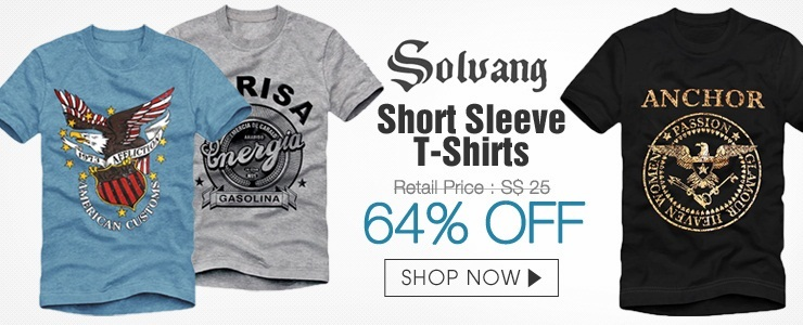 [SOLVANG] Big Sale Short Sleeve T-Shirts
