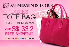 miniministore Ladies Tote Bag