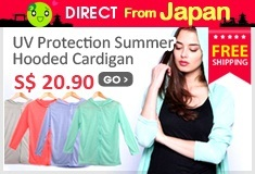 UV Protection Summer Hooded Cardigan