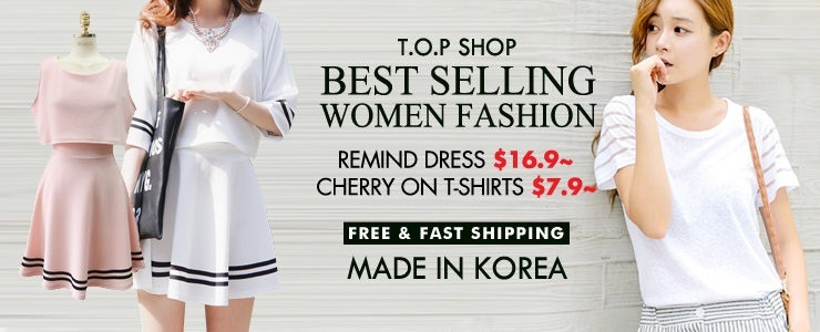 Fr.$7.9 T-shirts & Remind Dress Fr.$16.9~ Free shipping