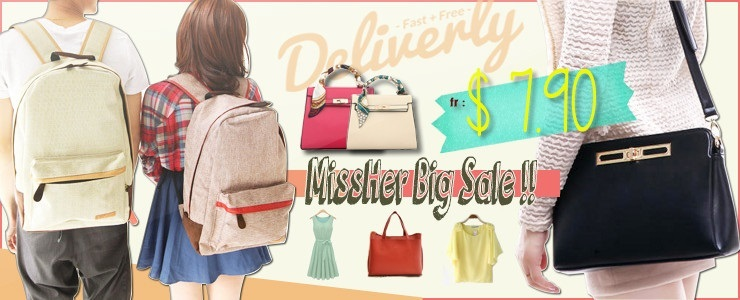 [MissHer] Local Instocks Bags New Arrivals New Designs BackPack