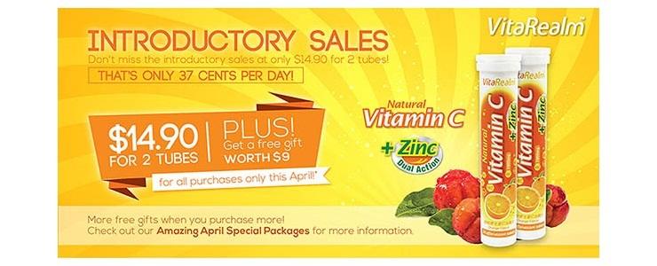 7 VitaRealm Vitamin C