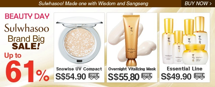 All about Sulwhasoo by Beautyday