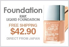 RMK Liquid Foundation