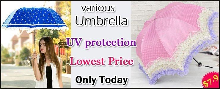 UV protection Umbrella Lowest price
