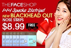 THE FACE SHOP BIG SALE! 365 Day DISCOUNT ZONE