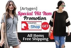 [artygen]Get $1 Coupon! Special Hit item Promotion